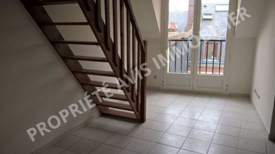 Appartement Gisors - 1 piece -32,21 m2