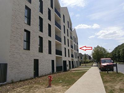 Appartement Jouy Le Moutier 3 pieces 58.50 m2