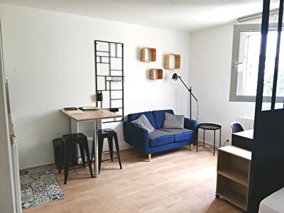 Appartement Meuble Cergy 1 piece 24 m2