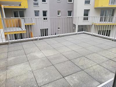 Appartement Cergy 2 pieces 39.50 m2