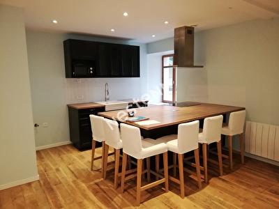 Appartement  4 pieces 87.75 m2