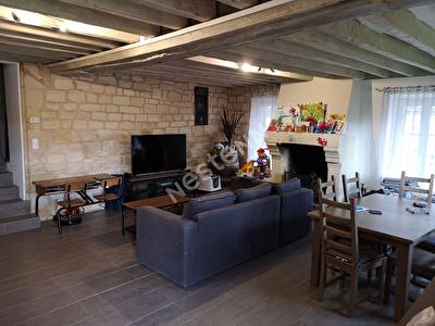 Maison  5 pieces  105m2      PROCHE CERGY
