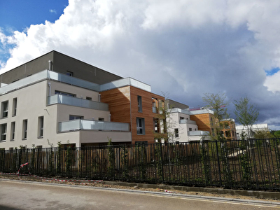 Appartement Cergy 3 pieces 60.23 m2