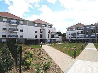 Appartement Jouy Le Moutier 3 pieces 60.84 m2