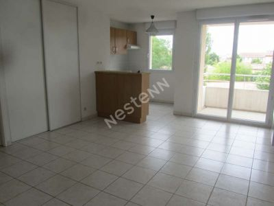 APPARTEMENT COLOMIERS - 2 pieces - 43,23 m2