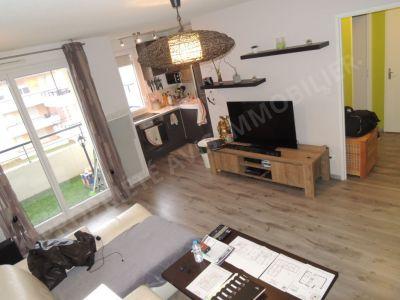 Appartement Leguevin 2 pieces 39.81 m2