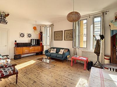 Maison Toulouse 10 pieces 195.14 m2 TOULOUSE SAINT-CYPRIEN proche place du Ravelin