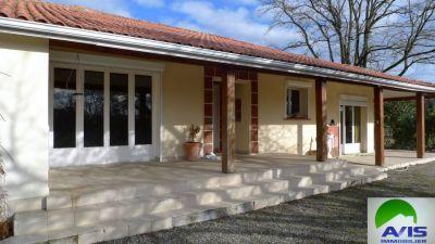 Maison plain pied T5 161 m2 avec piscine