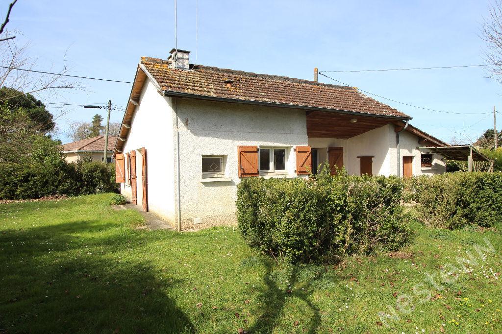 A Vendre Montauban Birac, 2 chambres, plain pied, garage, puit
