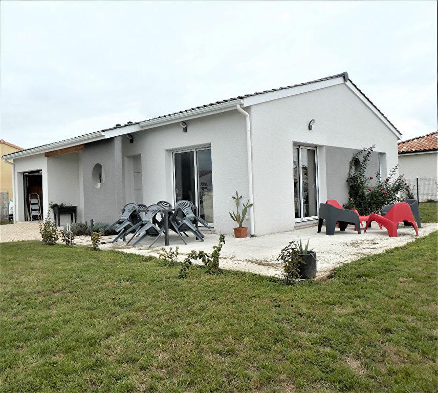 Maison plain pied Montauban  Falguières 3 chambres et garage
