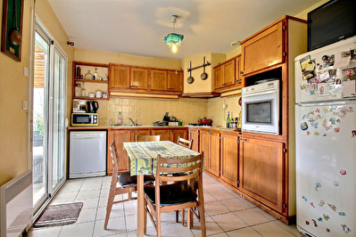 A Vendre St Nauphary Maison , 3 chambres double garage