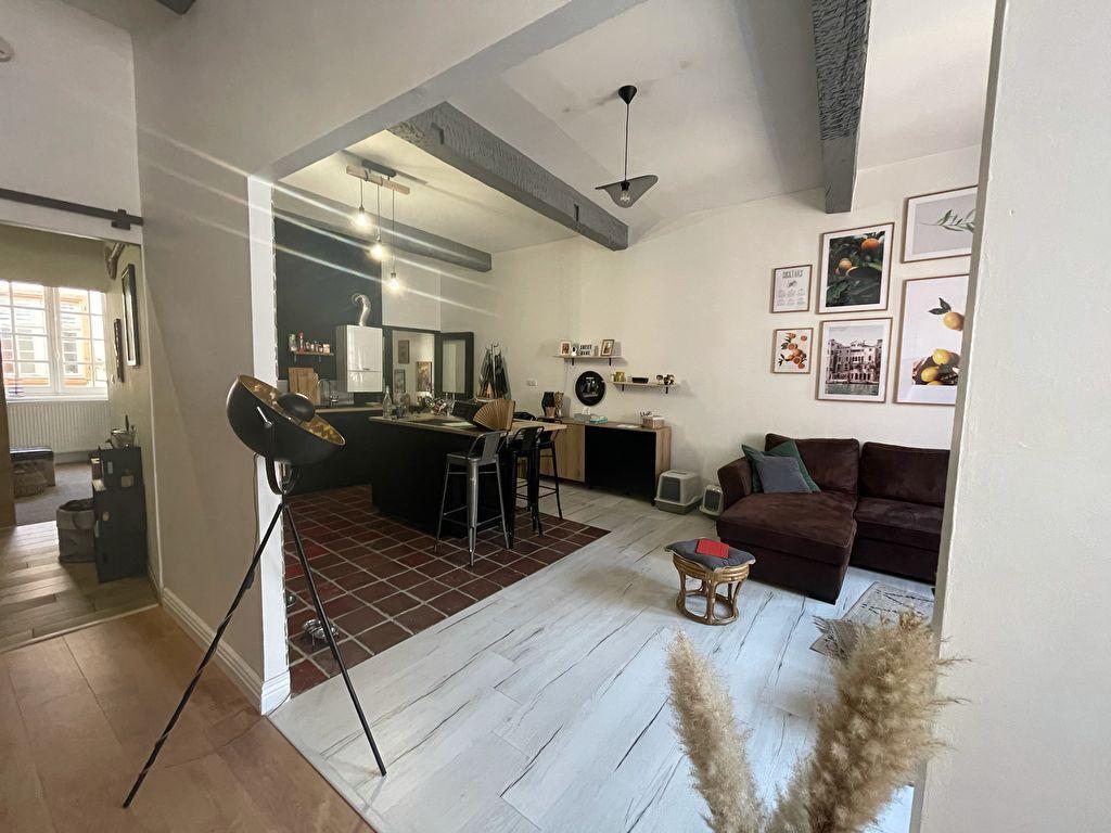 Bel appartement à vendre 2 chambres en hypercentre