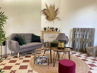Maison 1930 Albefeuille Lagarde , 4 chambres