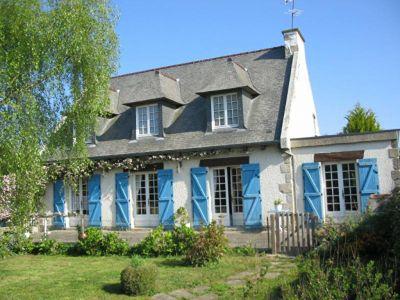 A vendre Maison a mi-chemin entre Dinan et Saint Cast