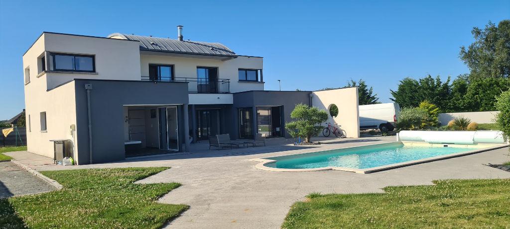 vente maison de luxe 35360 montauban de bretagne