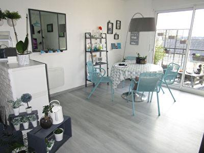 LANVALLAY centre . A vendre Appartement  3 pieces 61.56 m2