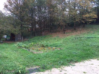 Terrain entre Amboise et Blois - 800 m2