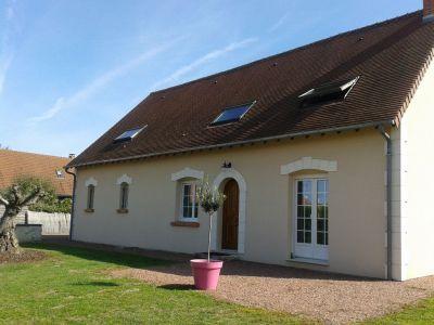 Pavillon centre ville de Blere - 148 m2