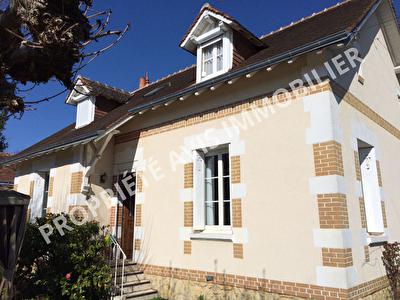 Maison de charme La Croix en Touraine