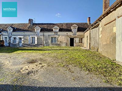Maison ancienne entre Montrichard et Amboise