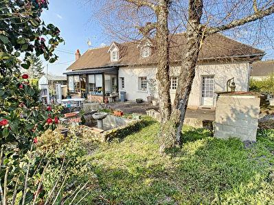 Maison ancienne 125m2 Civray De Touraine