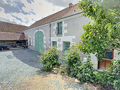 Ensemble de deux maisons anciennes Saint Georges Sur Cher