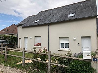 Montrichard , maison de 2001, 3 chambres, jardin