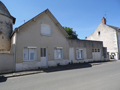 Maison Le Controis En Sologne 5 pieces 101 m2