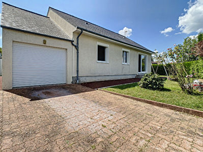 Maison Amboise plain pied 90 m2