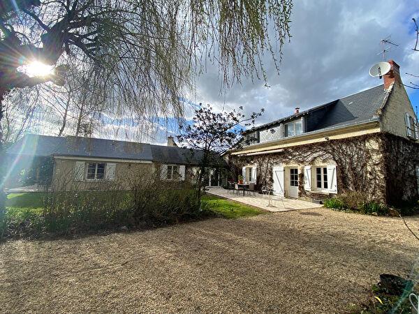 Tres belle propriete situee a 15 mn de Langeais.