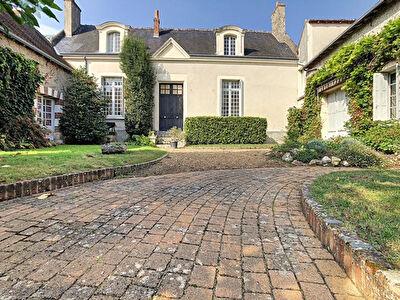 Amboise, Propriete du XVIIeme, 12 pieces 335 m2 sur parc de 2700m2