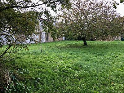 Terrain constructible d'environ 530m2 en plein coeur de Puilboreau, 5 minutes de La Rochelle