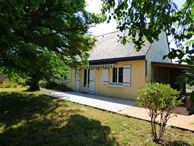 Maison de plain-pied Breze 4 pieces 90 m2