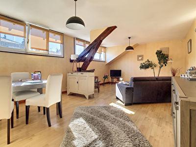 Appartement hypercentre Saumur - Proche ecoles et commerces - 2 chambres