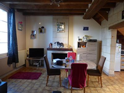 Maison Saumur District 3 pieces 58 m2