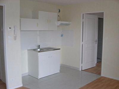 Dans residence calme, Appartement a vendre LOCMINE 1 chambre