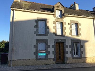 MOREAC- A vendre maison en pierre 4 chambres dans le bourg