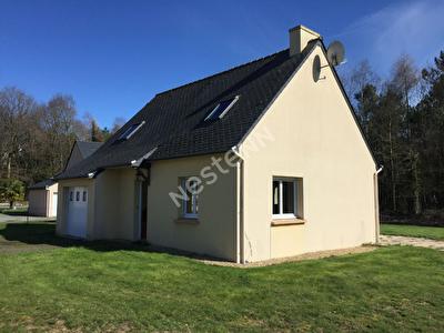 Maison a vendre Radenac 4 chambres