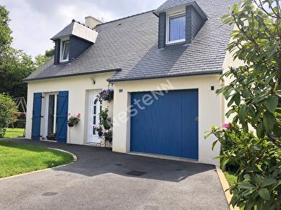 AUX PORTES DE LOCMINE- Maison recente a vendre 3 chambres