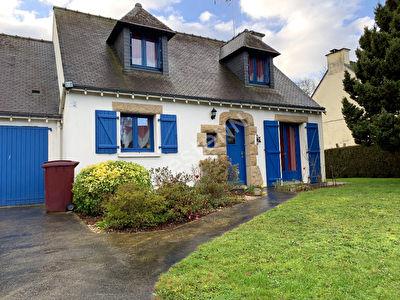 MOREAC - Aux portes de LOCMINE- Maison a vendre 2 chamnbres