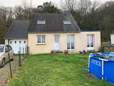 LOCMINE- Maison recente a vendre 3 chambres
