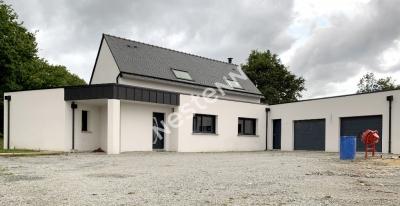 LOCMINE - NOUVEAUTE Maison comptemporaine de 2018 a vendre