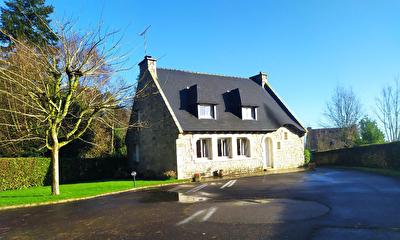 Maison en pierre a vendre Reguiny