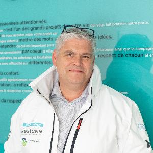 Sébastien GUILBAUD - Responsable d'agence à Montaigu