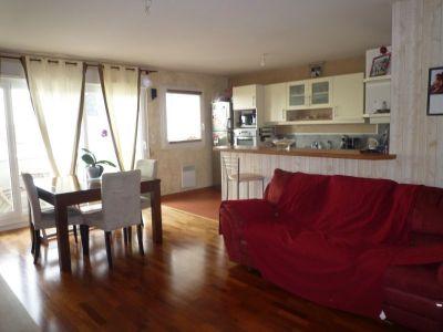 Appartement La Meziere 4 pieces 76.78 m2