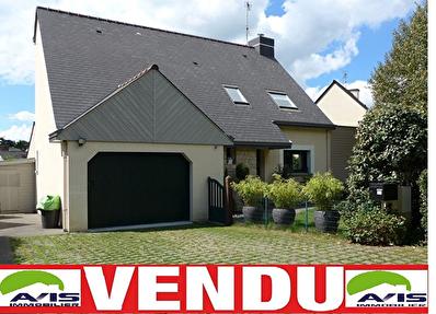 Maison Chevaigne 6 pieces 132.12 m2