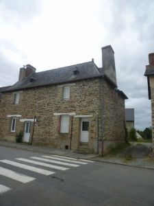 Maison de bourg AMANLIS - 3 pieces - 60 m2