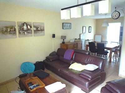 Appartement Noyal Chatillon Sur Seiche 4 pieces