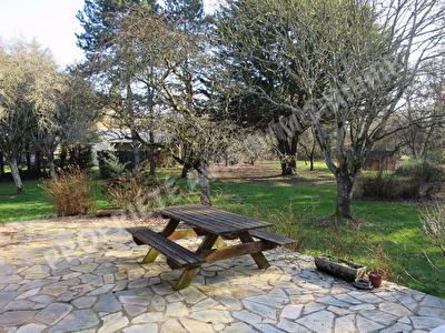 Maison Plain pied Orgeres/St erblon 7 pieces environ 130m2 /  parc arbore 6780m2 plein SUD
