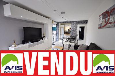 Bel Appartement renove 2 pieces 48m2 - Balcon Ouest - Garage ferme